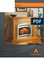 Beauty of a Fireplace in Less Than An