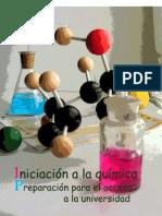 Iniciación a la química
