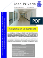 Boletín Nº 23, Exención de Uniformidad..pdf