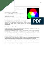 Modelo de Color RGB