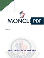 Moncler Jackets Production