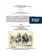 "(Second Part) ""The pleasure of their number""Crisis, Conscription, and Revolutionary Soldiers' Recollections (A Preliminary Study)Part II. ""Fine, likely, tractable men."" Levy Statistics and New Jersey Service Narratives"