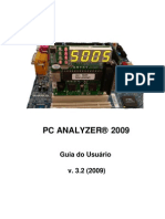 Manual em Português PC ANALYZER 2009