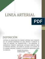 Linea Media Arterial