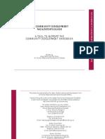Community Development Facilitator Guide