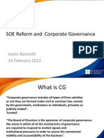 Justin Bankforts - Baltic Institute for Corporate Governance