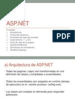 ASP.net Arquitectura