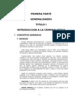 Manual Criminalistica