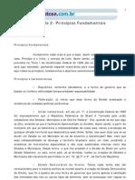 MÓDULO II - PRINCIPIOS FUNDAMENTAIS