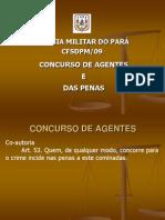 Aula 04- Concurso de Agentes e Das Penas-Getulio