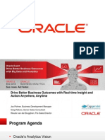 Oracle BI strategy