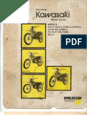 Kawasaki G3ss Wiring Diagram | Wiring Diagram