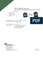 Manual Xb Oem-rf-modules Zigbee v8.x1x-Beta 2006.09.18a