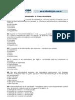 Direito Administrativo PC-RJ0