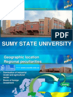 SUMY STATE UNIVERSITY
