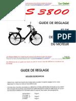 Solex Velosolex s3800 - Service Manual (Fra)