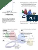 II Jornadas de Medicina de Familia y Comunitaria para Estudiantes de Medicina