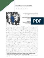 """""""Gramsci y El Marx Desconocido"""" (IIIª parte) por Nicolás González Varela"""