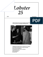 Lobster 25
