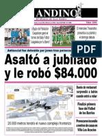 Diario El Andino - Lunes 18 de Febrero de 2013