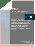 Manual de Wampserver