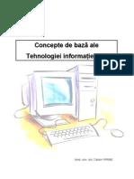 Elemente de Tehnologia Informatiei