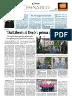 """18.2.2013, 'Dal Liberty al Decò"""" prima del turismo. Un'esposizione ispirata ad un testo sarà aperta fino al prossimo 24 marzo', Corriere di Romagna"""