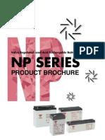 YUASA NP Series Catalogue