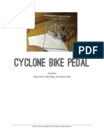 Cyclone Pedal Final Project Report