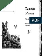 Mordheim - Vampire Slayers