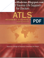 ATLS Advanced Trauma Life Support for Doctors 8th Edition 2008 US