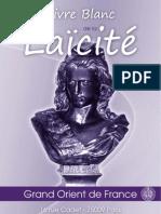 Livre Blanc Laicite