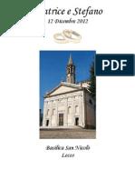 libretto chiesa beatrice  stefano