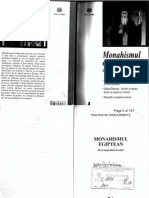 Monahismul Egiptean_Raduca Vasile