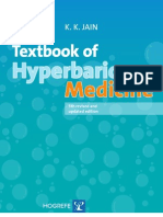 text book of hyperbaric medicine