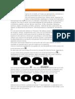Creación de letras con reflejos con CorelDRAW