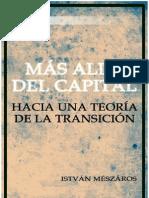 MÁS ALLÁ DEL CAPITAL - Hacia una teoría de la transición - Tomo II.pdf
