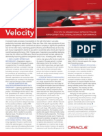 Oracle AccelerateSalesVelocity