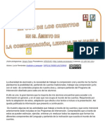 USO DE LOS CUENTOS AUDICIÓN Y LENGUAJE