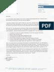 ELI Testimonial Letter by Joe S.
