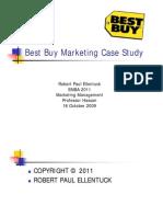 Best Buy Presentation - Robert Paul Ellentuck