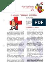Ficha de Proteccc3a7c3a3o Civil e Seguranc3a7a 6 Primeiros Socorros