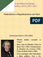 Aulas 17-20 Kant