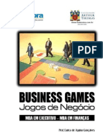 ÁGORA - Business Game - prof. Eurico de Aquino - apostila - set2012