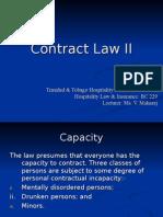 Contract Law II