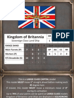 Britannia Land Ship Updated