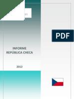 Informe Rep. Checa 2012
