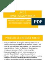 Lecc Cinco Investigacion Mixta