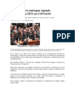 18-02-2013 Sexenio - Gobernadores entregan Agenda Federalista a EPN en CONAGO.pdf