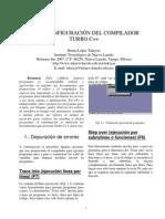 Uso y Configuracion Del Compilador TurboC++